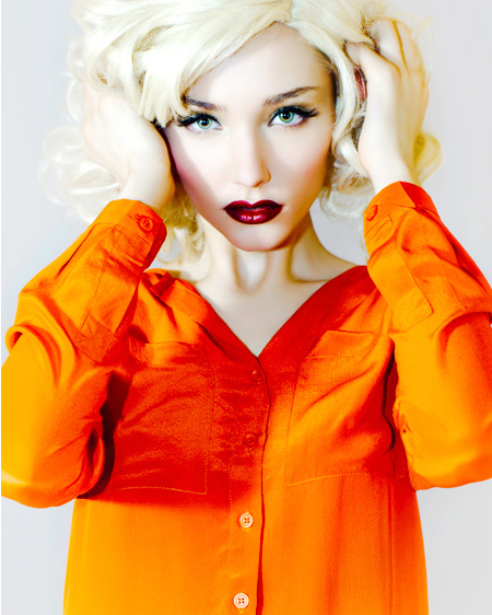 Dollface by Kelly Jill